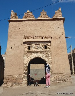 Old entrance to the city.
