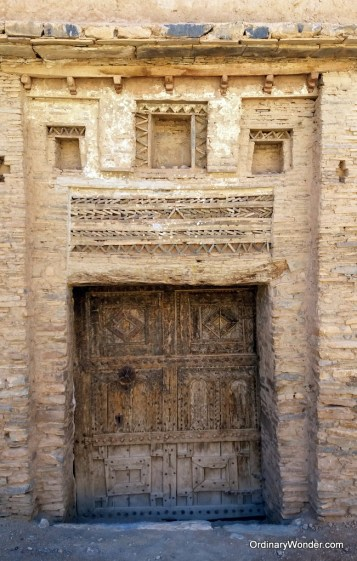 Agadir entrance.
