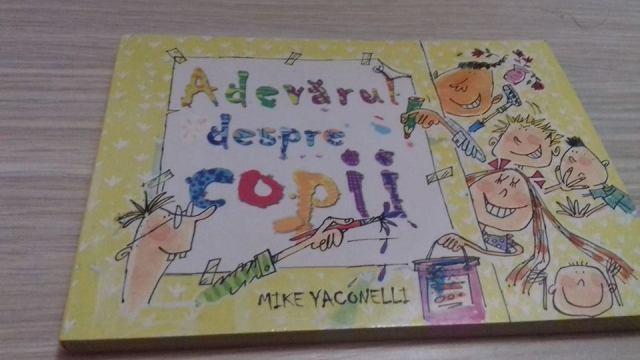Editura RAO -Adevarul despre copii