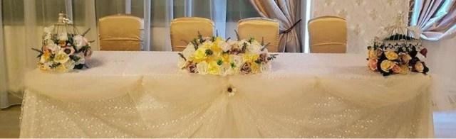 aranjament nunta hotel