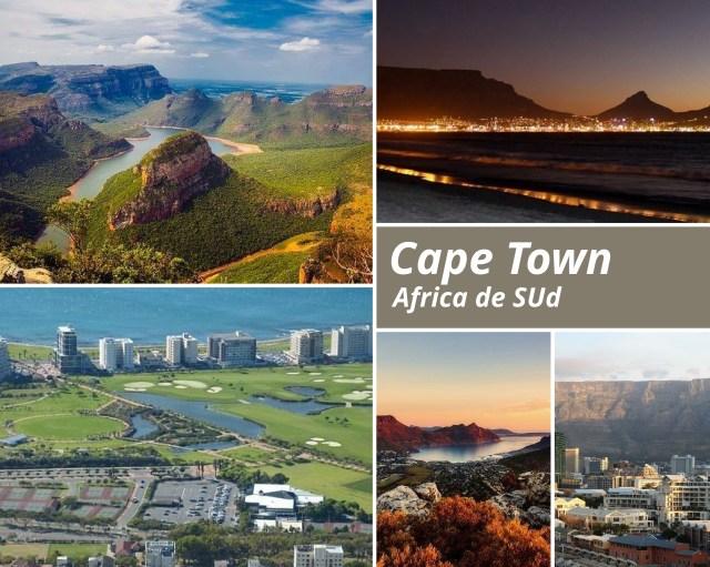 Cape Town Africa de Sud
