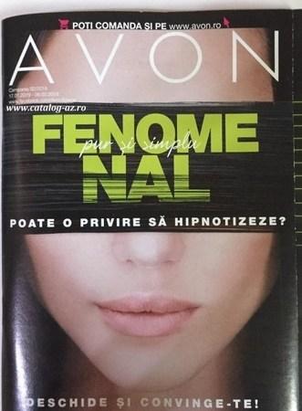 De ce să nu comanzi numai produse condiţionate din broşura Avon