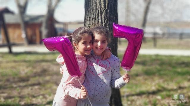 mimozele au 7 ani