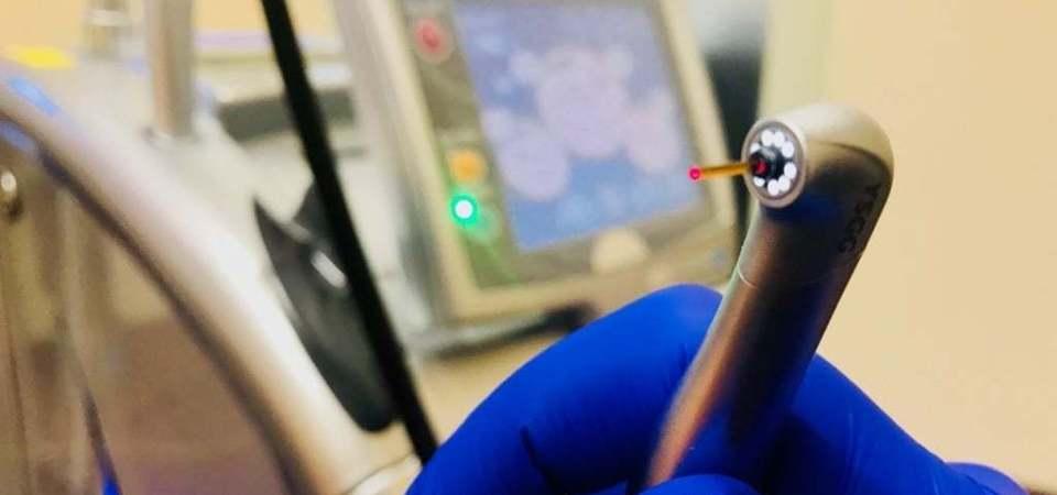 Laserul dentar-tratamente fără durere