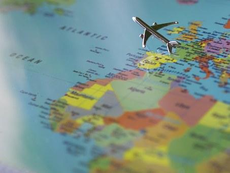 calatorie cu avionul