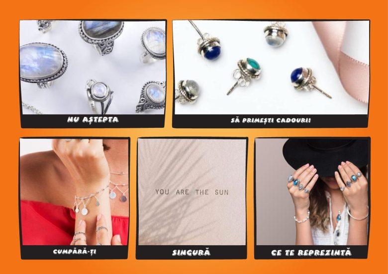 Indira bijuterii din argint