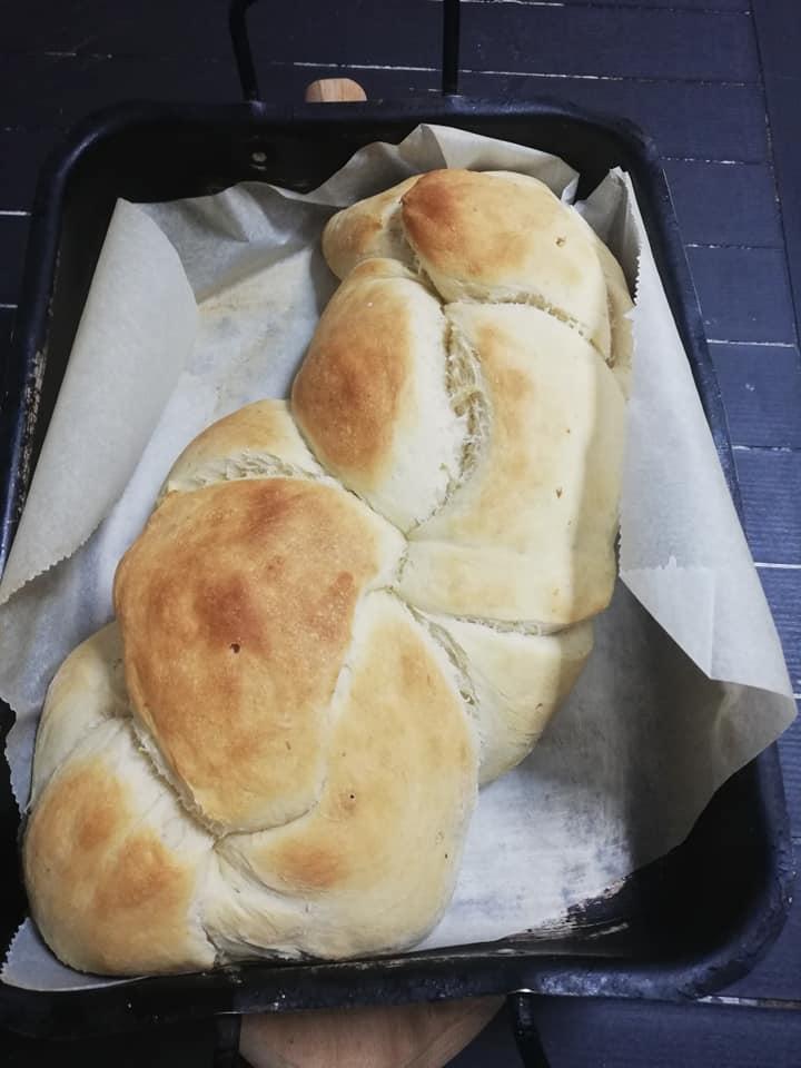 pâine împletită pure ambition