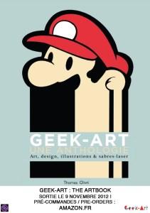 PUB Geek Art BK2