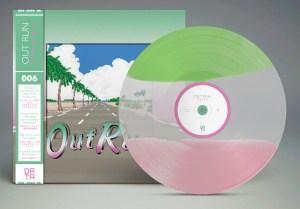 Data Discs - OutRun