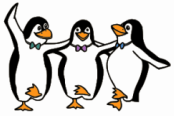 Happy Pinguins