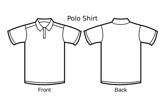 Fabric Consumption of Polo shirt