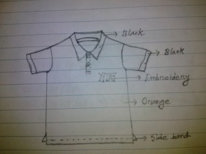 costing of polo shirt
