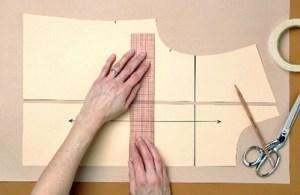 pattern making in garments