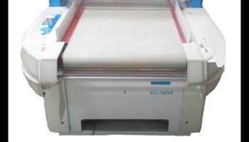 Metal Detection Procedure in Apparel