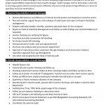 Job Description of Audit Manager