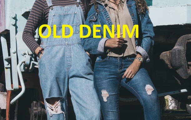 What to Do with Your Old Denim Shirt