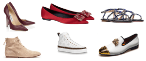 5 Pairs of Shoes that Every Woman or Girl Needs in Her Closet