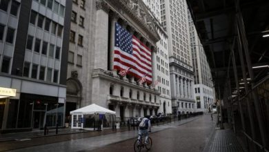 Photo of Dow and S&P rise, Nasdaq declines amid continued fears of virus effects