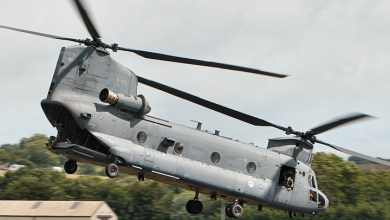 Photo of Boeing suspends production of military aircraft