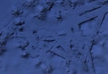 Huge structures discovered at the bottom of the Pacific Ocean