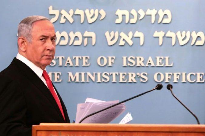 Israeli Prime Minister Benjamin Netanyahu in Jerusalem