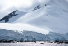 Antarctica was already melting but much faster