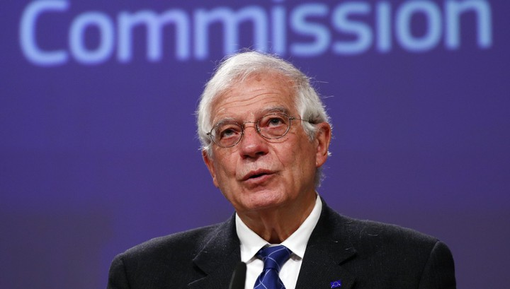 Borrell we are facing the Asian Age before our eyes