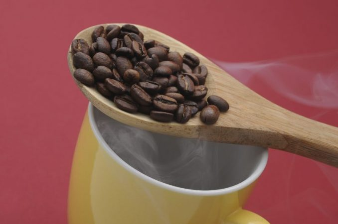 Coffee consumption has been linked to a decrease in body fat