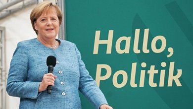 Photo of Merkel is following the path of Hillary