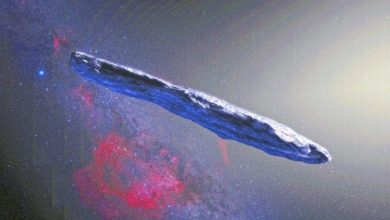 Photo of Asteroid Oumuamua cannot be made of hydrogen ice