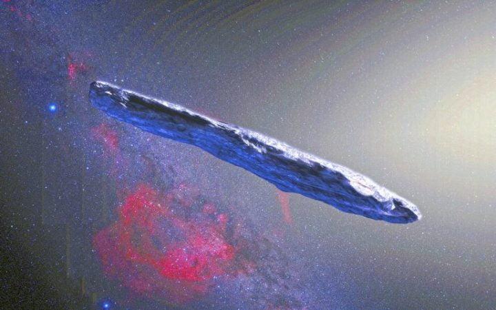 NASA funded scientists to send nanosatellites to Oumuamua