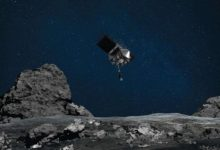 OSIRIS REx is ready to take samples from the asteroid Bennu