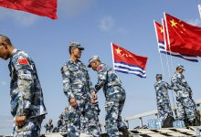 Relations between China and the United States are aggravating Can it really come to a big war