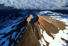 Scientists fear a volcanic eruption in Tenerife