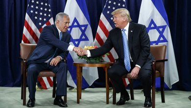 Photo of Trump and Netanyahu use a pandemic to realize their dirty plans
