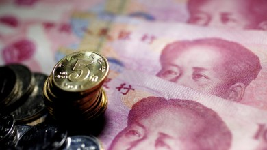 Photo of China allowed the yuan to fall to a five-month low
