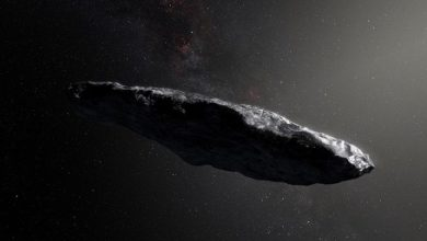 Photo of Oumuamua may be a space iceberg