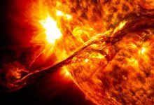 Powerful flash on the Sun could swap the star's magnetic poles