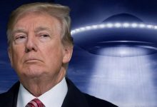 Photo of Trump thought about declassifying UFO materials