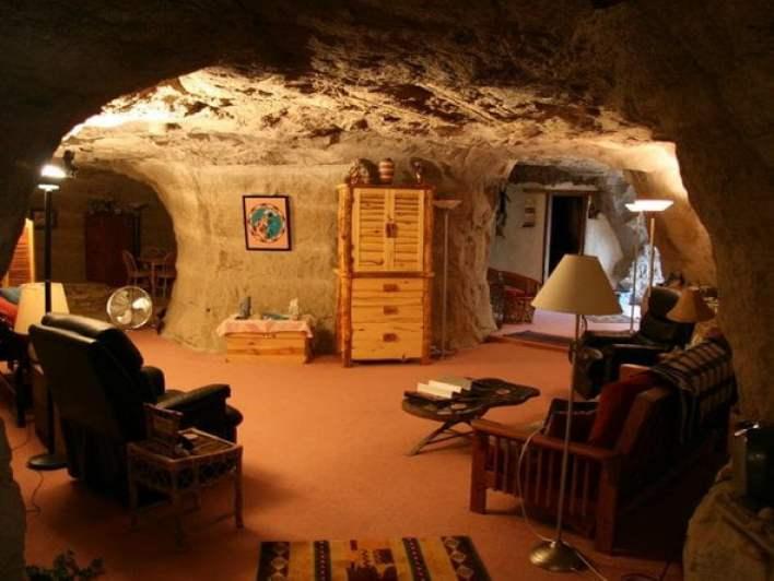Kokopelli Cave Bed and Breakfast Farmington USA