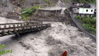 Photo of Destructive floods hit Nepal