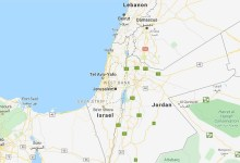 Photo of Google explains why Palestine disappeared from their maps