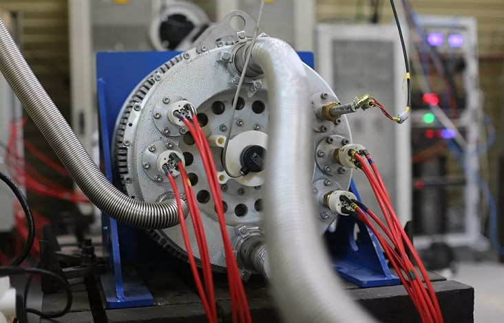 Russia has tested superconducting electric motor