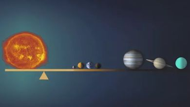 Photo of Scientists found the center of gravity of the solar system
