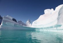 South Pole heats up 3 times faster than the rest of the planet