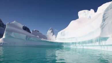 Photo of South Pole heats up 3 times faster than the rest of the planet
