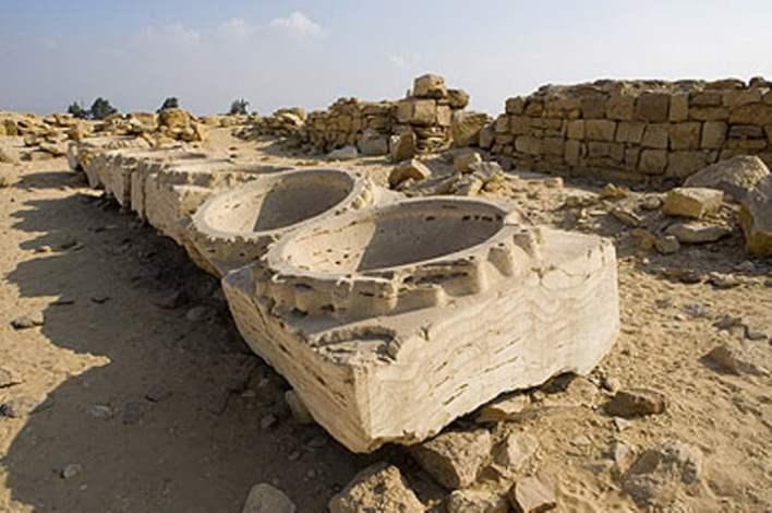 Temple of Abu Gorab 2