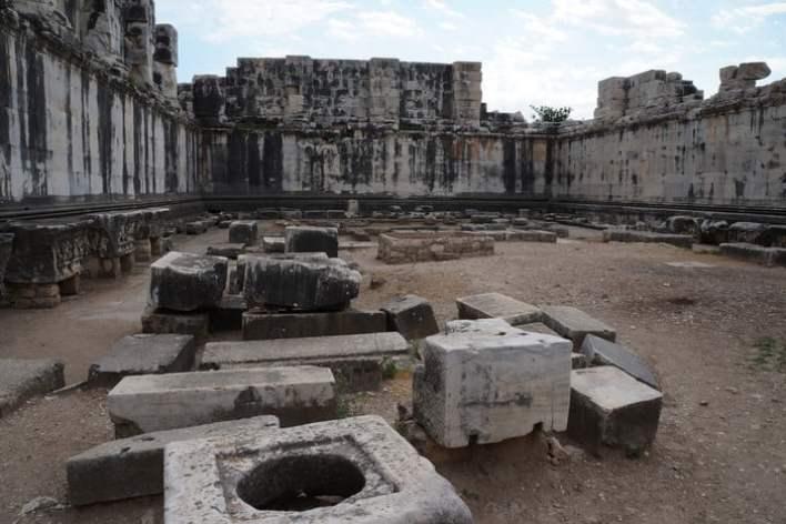 Temple of Apollo 12