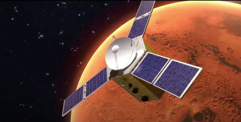 Three missions go to Mars this summer