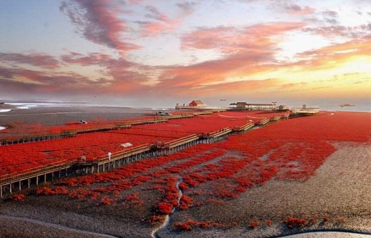 Unusual China Beach